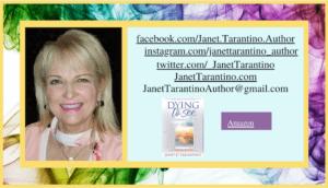 Janet Tarentino, Author