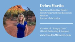 Debra Martin, Intuitive Healer